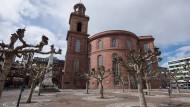 Aufwendige Sanierung: Die Paulskirche soll bis 2023 im neuen Licht erstrahlen.