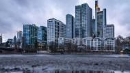 Dunkle Wolken über dem Wirtschaftsstandort Frankfurt?