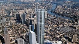 Neuer Anlauf für Millennium-Tower