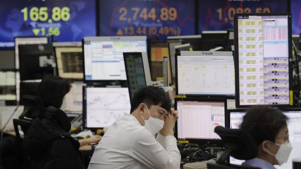 Südkoreas Börse lockt Ausländer