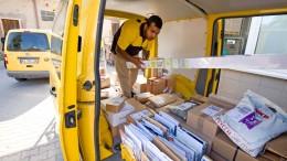 Die Kunden der Post schlagen Alarm