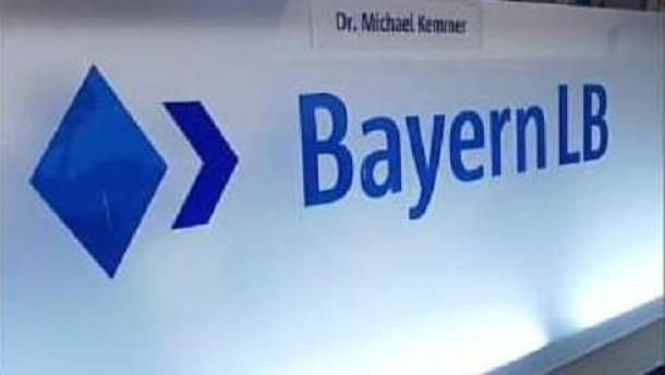 Finanzmarktkrise belastet Bayern LB mit 4,3 Milliarden Euro