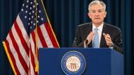 Der amerikanische Notenbank-Präsident Jerome Powell