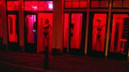 Amsterdam will Prostitutionshotel bauen