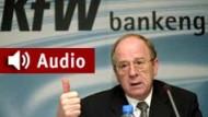 """""""Kreditnachfrage gestiegen"""": KfW-Chef Hans Reich im F.A.Z. Business-Radio"""