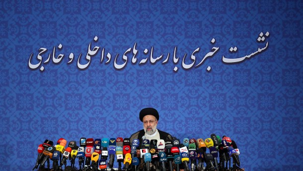 """Für Joe Biden hat Irans nächster Präsident nur ein """"Nein"""""""