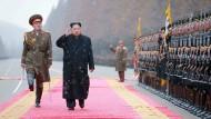 Entmachtet Kim Jong-un das Militär?