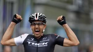 Cancellaras Sieg von schwerem Sturz überschattet