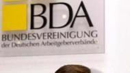 """""""Gewerkschaften verweigern sich"""": BDA-Chef Göhner im F.A.Z. Business-Radio"""