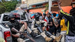 Warum Haiti das Land mit den meisten Entführungen ist