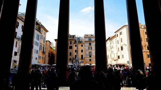 Was soll der Römer mit Baguettes?