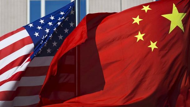 Chinas Schwäche