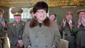Nordkorea will Motor für Interkontinentalrakete getestet haben