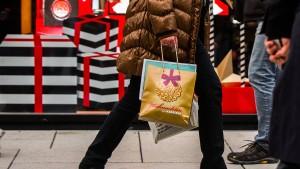 Hessischer Handel enttäuscht vom Weihnachtsgeschäft