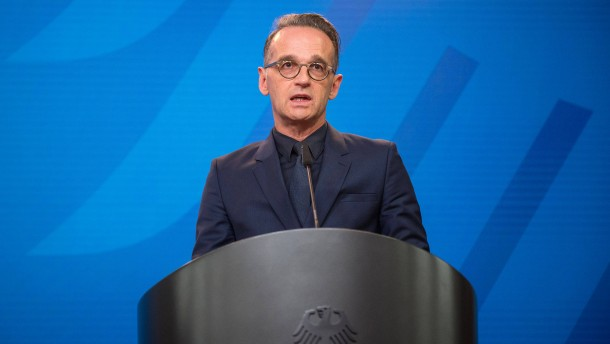Minister Altmaier und Maas in Corona-Quarantäne