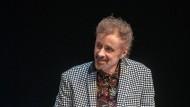 T.C. Boyle auf der Bühne des Schauspielhauses