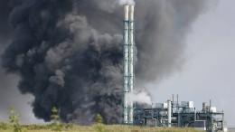 Landesumweltamt gibt Entwarnung nach Chemiepark-Explosion