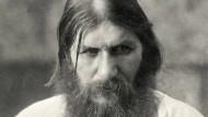 Grigori Rasputin: Der Wanderprediger und Wunderheiler wurde Opfer eines Mordkomplotts. Aufnahme aus dem Jahr 1910.