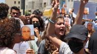 Tod eines Abbas-Kritikers: Wurde der palästinensische Aktivist Banat totgeprügelt?