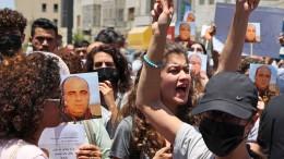Wurde der palästinensische Aktivist Banat totgeprügelt?