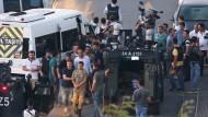 Unionspolitiker stellen EU-Beitrittsverhandlungen mit der Türkei in Frage