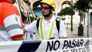 Explosionen erschüttern Mallorca