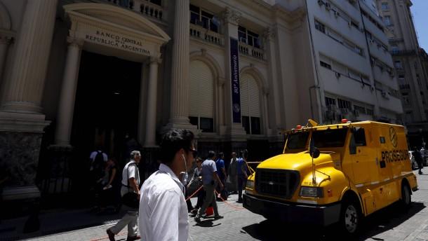 Argentinien bietet Hedgefonds 6,5 Milliarden Dollar an
