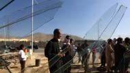 Selbstmordattentat vor dem Flughafen Kabul