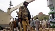 Dutzende Tote bei Anschlag auf Moschee