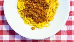 Ist dies die beste Bolognese der Welt?