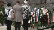 Gedenken an Befreiung von Auschwitz