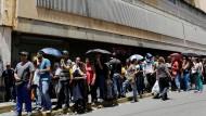 Venezuela verlängert Notstand