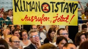 """Wiesbaden und Rüsselsheim rufen """"Klimanotstand"""" aus"""