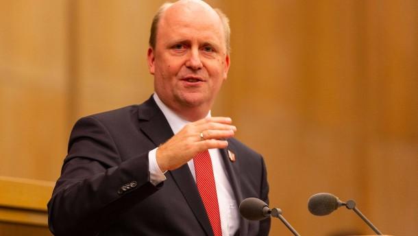 Uwe Becker ist Hessens neuer Antisemitismusbeauftragter