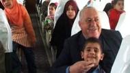 Bagdad-Samarra: Pilger können wieder Bahn benutzen