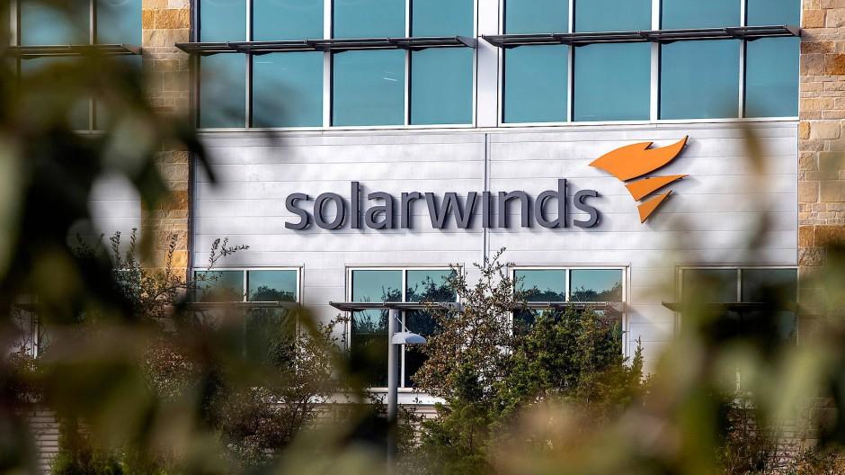 Die Konzernzentrale von Solarwinds in Austin, Texas.