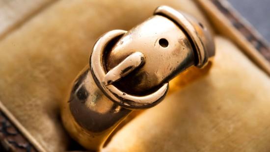 Kunstdetektiv findet Ring von Oscar Wilde