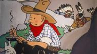 Sammler zahlt mehr als eine Million Euro für Tim und Struppi-Zeichnung
