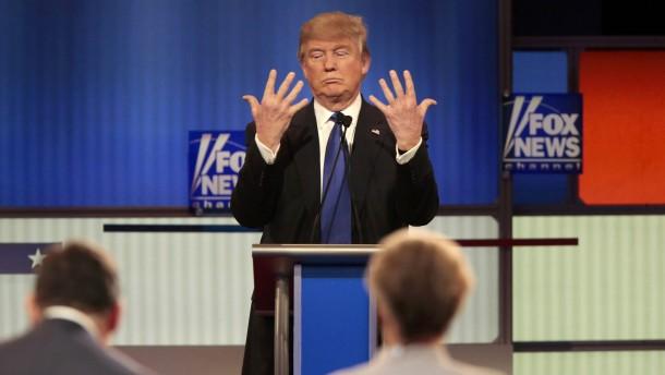 Trump ist wütend auf Fox News