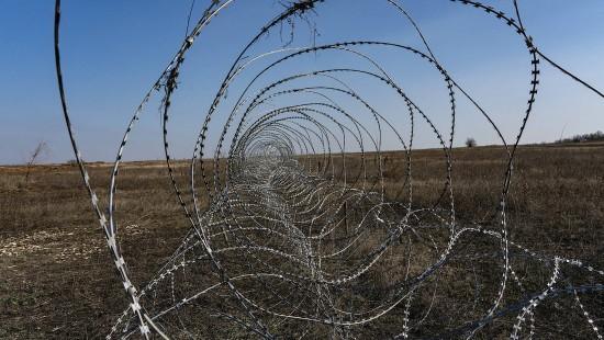 Truppenabzug in der Ostukraine