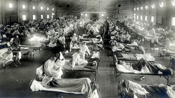 Was Pandemien langfristig anrichten