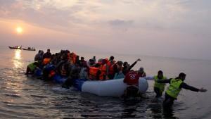 Die Operation Asyl beginnt