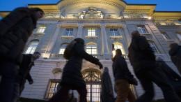 Schweizer Notenbank im Kreuzfeuer
