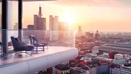 Wohnungspreise in Hessen steigen weiter