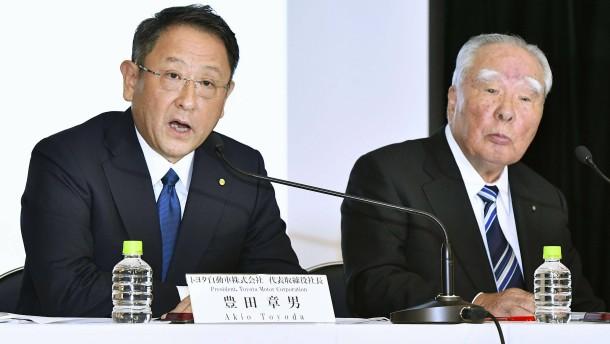 Toyota und Suzuki schließen Allianz für autonomes Fahren