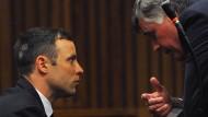 Hausarrest für Pistorius