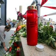 Trauer in München am Tag nach der Bluttat