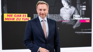FDP geht von Wahlsieg der Union aus