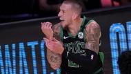 Wichtige Stütze für die Celtics: Daniel Theis