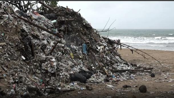 Kampf gegen den Müll